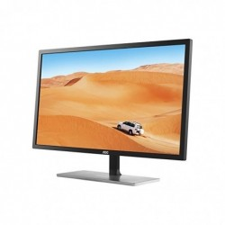 "AOC Q3279VWF Ecrans PC 31.5"" 2560 x 1440 p Quad HD, 5 ms, 250 cd/m² Noir Argent"