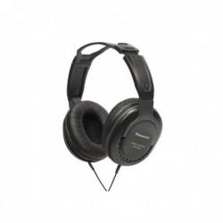 PANASONIC RP-HT 265 E-K Casque Filaire HiFi Jack 3,5 mm 5 m noir