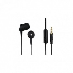 "HAMA Casque micro intra-auriculaire ""Basic"" Noir"