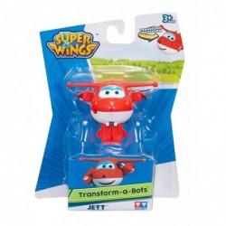 SUPERWINGS Super Wings Transforme-a-bots Figurine - Jett