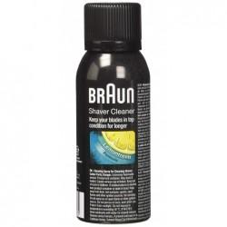 BRAUN Spray Nettoyant Shaver Cleaner 100 ml pour Rasoir