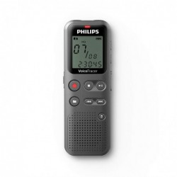 PHILIPS Voice Tracer DVT1110 Enregistreur vocal 4 Go