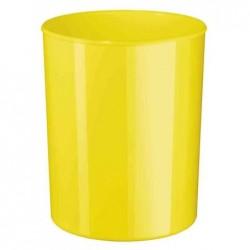 HAN Corbeille à papier i-Line NEW COLOURS, 13 litres, jaune