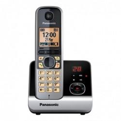 PANASONIC KX-TG 6722 GB Téléphone Duo sans fil répondeur