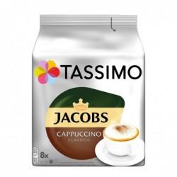 TASSIMO Cappuccino Classico 16 x T-Disk 8 Portions