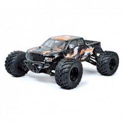 4x4 Monster Truck RC Survivor 112 2.4G  (noir-orange)