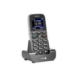 DORO Primo 215 Téléphone GSM Débloqué Big Key Gris