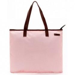 G.RIDE Sac shopping Polyester Dim 48 x 38 cm ROSE ET NOIR