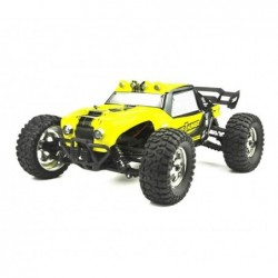 4x4 Buggy RC Dune Thunder 112 2.4G LED (Jaune)
