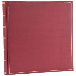 HENZO Album Photo CHAMPAGNE 35x35 70 pages blanches Bordeaux