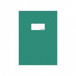 HERMA Protège-cahiers, format A4, en PP, couverture verte foncée