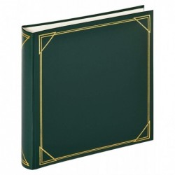 WALTHER Album photo Vert 30x30 cm 100 pages blanches
