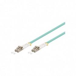GOOBAY Câble de réseau à fibre optique LC-LC OM3 (optimisé pour le laser)
