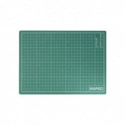 MAPED Plaque de coupe format A3, (L)420 x (P)297 x (H)3 mm