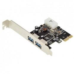 DIGITUS Carte d'extension PCI Express USB3.0, 2ports