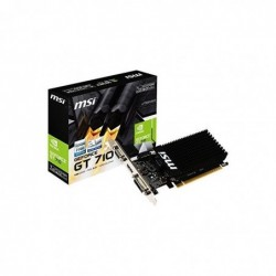 MSI VGA 1GB MSI GeForce GT710 1GD3H LP ( D,HDMI,VGA)