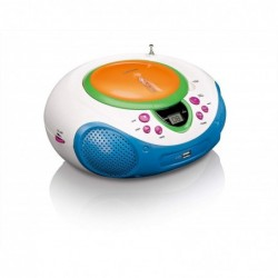 LENCO SCD-40 USB Lecteur CD / MP3 Enfants