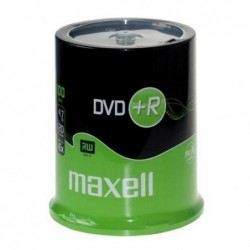 MAXELL DVD+R 4.7 SPINDLE OF 100