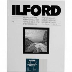 ILFORD Bte 25 Feuilles Papier Photographique MG IV RC 44M  18x24 Perle