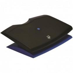 SAFETOOL Repose-pieds ergonomique plastique- Hauteur et inclinaison réglables
