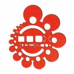 """MINERVA Trace Symbole 'Circonférence"""" Petit Modèle N° 20"""