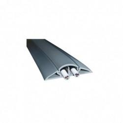 SAFETOOL Protège-câble à clip 5 m Coloris gris