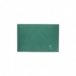 SAFETOOL Plaque de coupe quadrillée Autocicatrisante  600 X 450 X 3 mm Vert