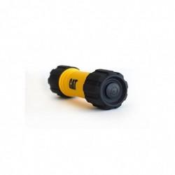 CAT Lampe torche CTRACK 115 Lumens avec faisceau projecteur Avec 3 Piles AAA Noir Jaune