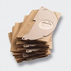 KÄRCHER paquet de 5 Sachet filtre papier 69043220