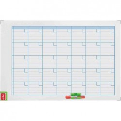 NOBO Planning mensuel Performance 90 x 60 cm