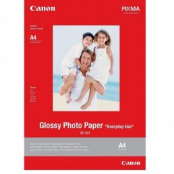 CANON Papier Photo GP-501 A4 Brillant 200 g 20 feuilles