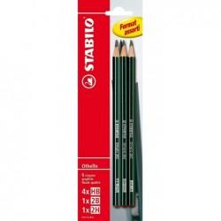 STABILO Lot de 6 Crayons...
