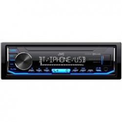 JVC KD-X351BT Autoradio Bluetooth avec Fonction Mains Libres et audiostraming Noir