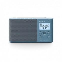 SONY XDR-S41DL Radio Portable Digitale Dab/Dab+/FM RDS Bleu