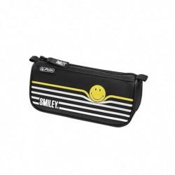 "HERLITZ Trousse Sport Smiley B&Y ""Stripes"""