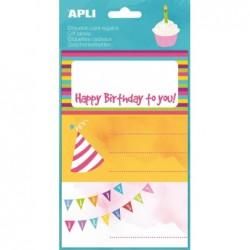 APLI P. ETQ CADEAU BIRTHDAY 9U.