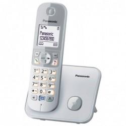 PANASONIC KX-TG6811GS Téléphone sans Fil Argent-perle