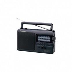 PANASONIC RF-3500E-K Radio portable Tuner analogique FM/AM/LW/SW Noi