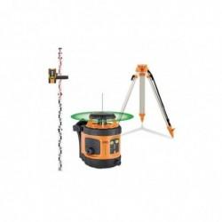 GEO-FENNEL Pack laser rotatif FLG 190A-GREEN + BT + TN 14