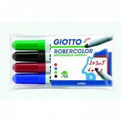 GIOTTO Pochette 4 marqueurs...