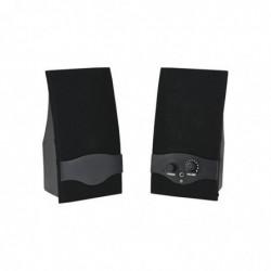 MCL SAMAR Haut-parleur multimédia 2.0 - 2W RMS 180W PMPO