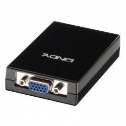 LINDY Adaptateur USB 2.0 vers VGA