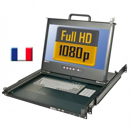 LINDY Console LCD Full HD DVI 17