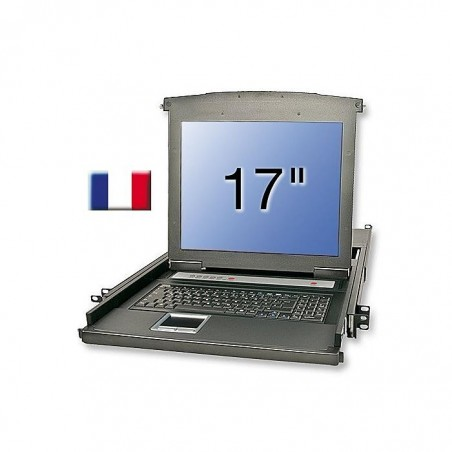 LINDY Console LCD 17