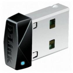 D-LINK Adaptateur Wifi USB Nano 802.11b/g/n 150Mbits