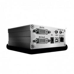 LINDY Émetteur KVM DVI &...