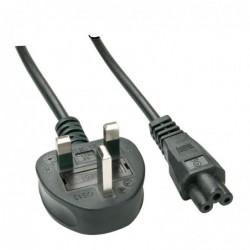 LINDY Câble secteur anglais...