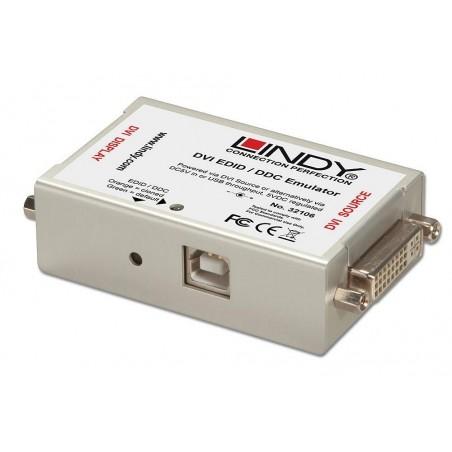LINDY Emulateur EDID/DDC pour prise DVI