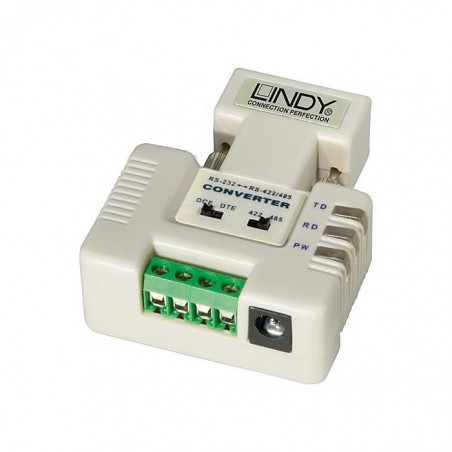 LINDY Convertisseur RS232 - RS485 / RS422