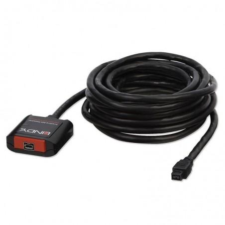 LINDY Câble répéteur FireWire800, 10m